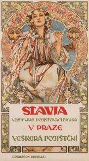 Alfons Mucha, Cognac Bisquit, 1899, Richard Fuxa Foundation