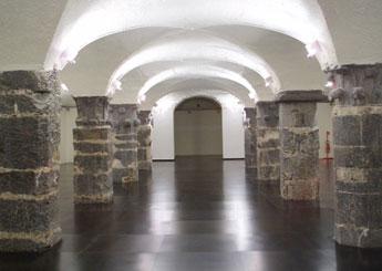 Palazzo Ducale di Genova Sale Attrezzate Munizioniere