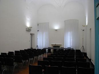 Palazzo Ducale Genoa Camino Hall